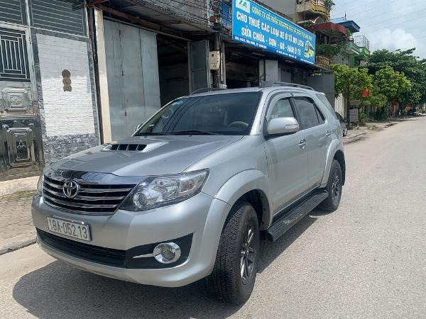 Xe 7 fortuner